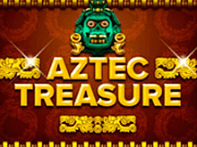 Онлайн-аппарат Aztec Treasure