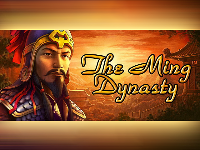 игроой автомат The Ming Dynasty