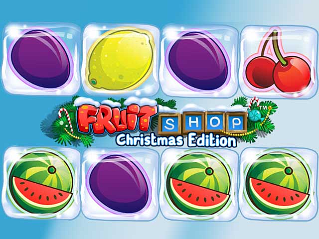 Азартная игра Fruit Shop Christmas Edition