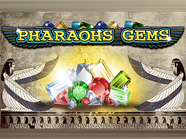 Видео-слот Pharaohs Gems